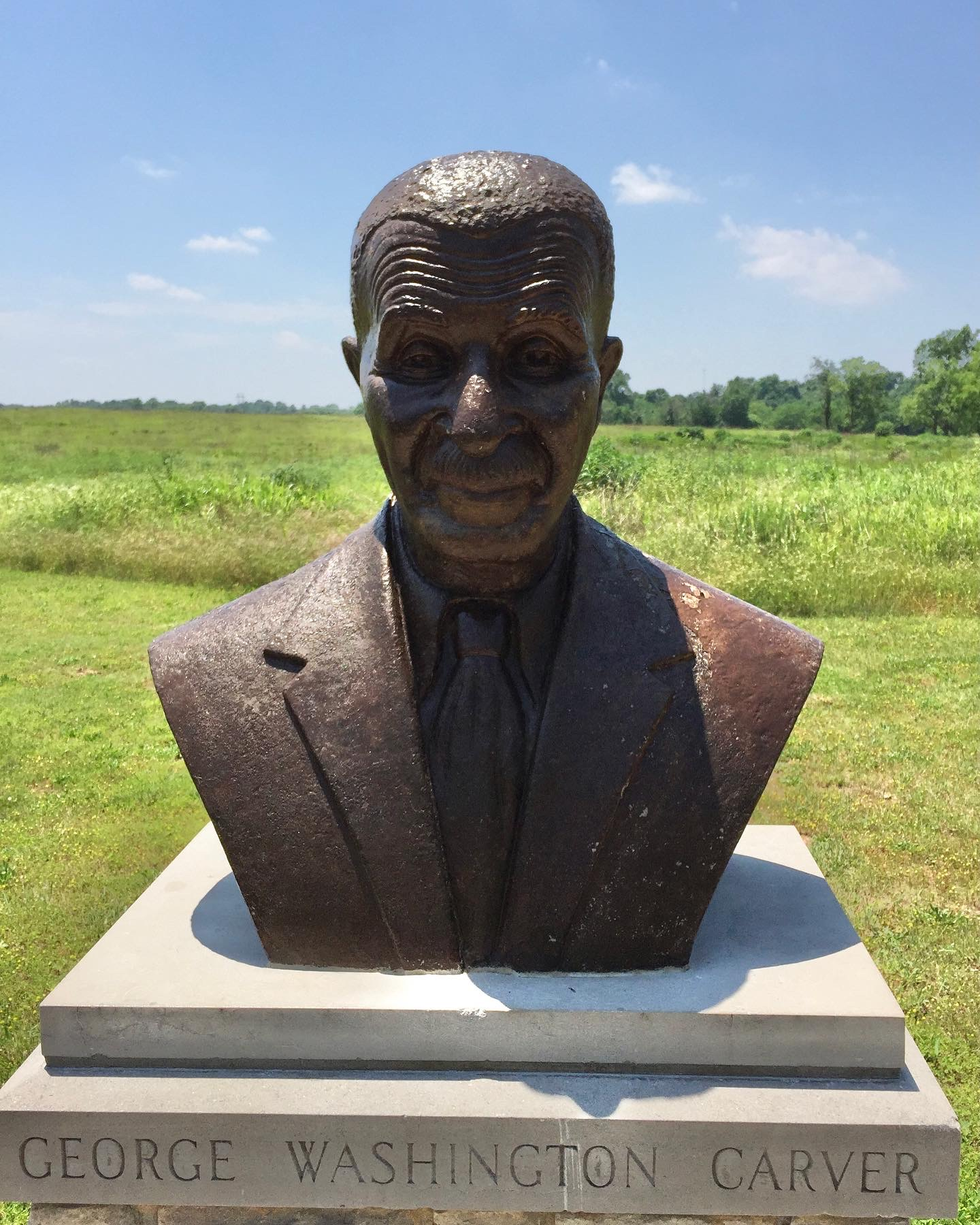 The Scenic Route Home Stop 1: George Washington Carver National Monument