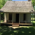 The home where his caretakers lived. Carver would sometimes stay here when he returned to visit