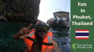 Fun in Phuket Thailand | Phi Phi Island