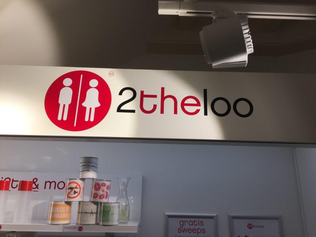Amsterdam has public paid toilets