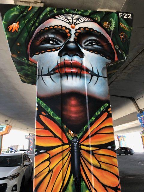 Murals at Midtown in San Antonio Texas