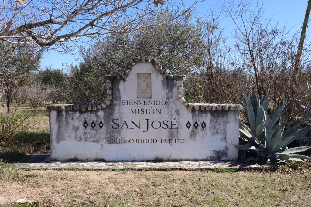 Entrance To Mission San Jose