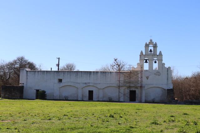 Photo of Mission San Juan in San Antonio Texas