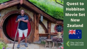 Quest to Hobbiton Movie Set Tour in Matamata New Zealand | Lord of the Rings