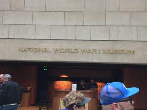 Veterans Day and National World War I Museum – Kansas City Missouri